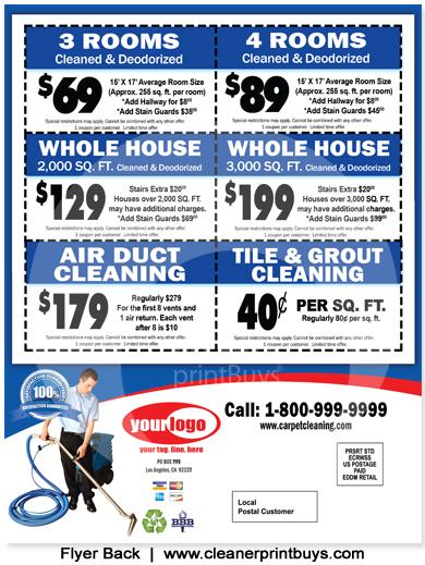 carpet cleaning eddm (8.5 x 11) #c0006, Invoice templates