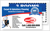 Carpet Cleaner Business Cards c0006
