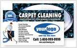 Carpet Cleaner Business Cards c0007