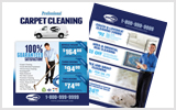 Carpet Cleaning Flyers c1001