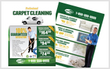 Carpet Cleaning Flyers c1002