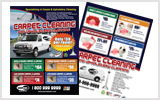 Carpet Cleaning Flyers c1010