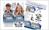 Carpet Cleaning Flyers c1021