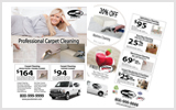 Carpet Cleaning Flyers c1075