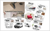 Carpet Cleaning Flyers c1076