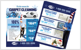 Carpet Cleaning Flyers c2001