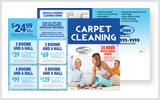 Carpet Cleaning Postcards c0008
